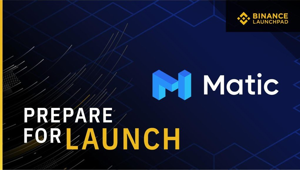 Matic Network (MATIC) Token Sale on Binance Launchpad