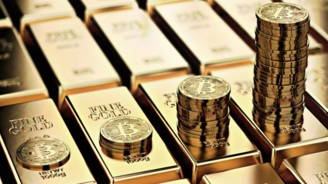 Майнинг Bitcoin-a дешевле добычи золота ?