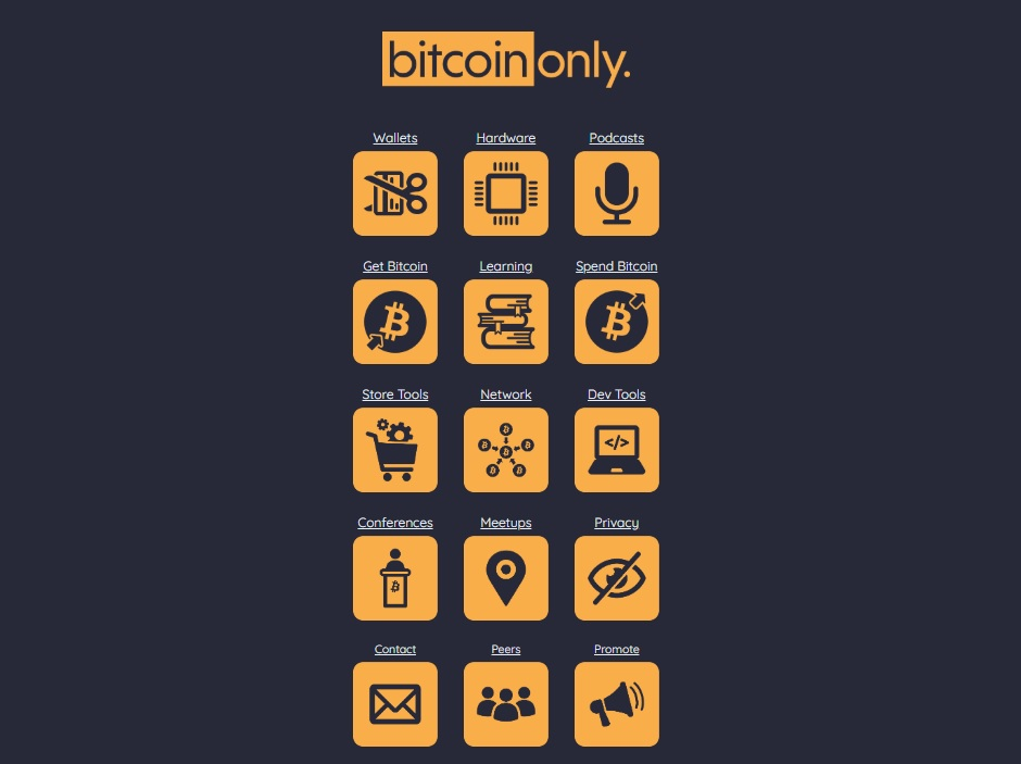 bitcoin-only