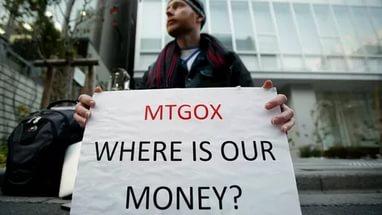 Mt.Gox с  2014 года не работает.