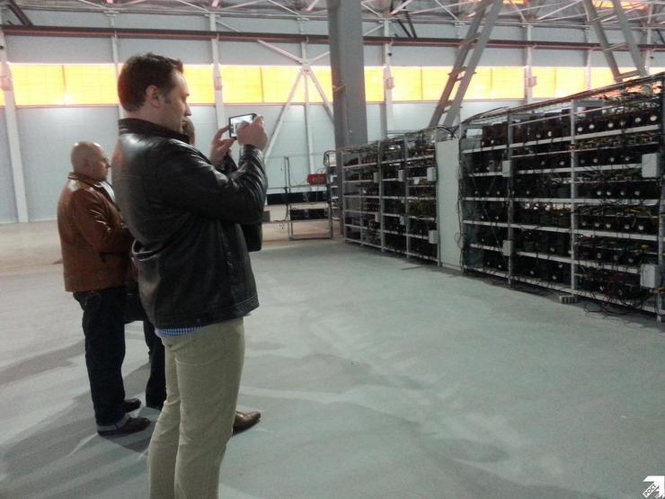 Тепло от майнинга в Технополисе «Москва» будут использовать для обогрева всего комплекса