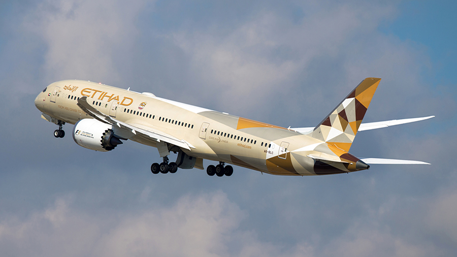 Авиакомпания Etihad Airways использует блокчейн-платформу Winding Tree