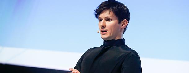 Дуров стремится к контролю данных пользователей. Об этом заявил партнер Cryptotrust Илья Боев.