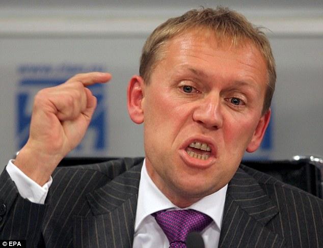 Андрей Луговой порекомендовал россиянам пользоваться мессенджером Telegram.